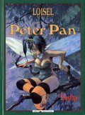 Couverture de « Peter Pan » de Loisel