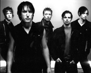 NIN - Fragile line-up