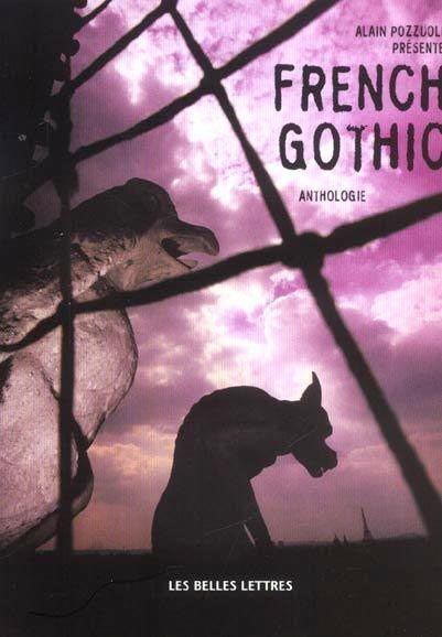 Couverture de « French Gothic »