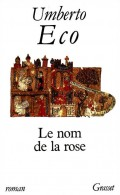 Couverture du « Nom de la Rose »