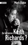 Couverture de « Qu'en pense Keith Richards ? »