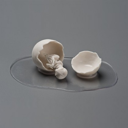 « Breaking », Kate MacDowell