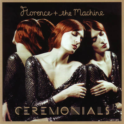 "Pochette de ""Ceremonials"" de Florence + the Machine"