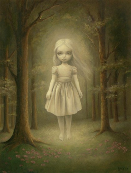 « Ghost Girl » de Mark Ryden