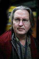 Portrait de Bruce Sterling