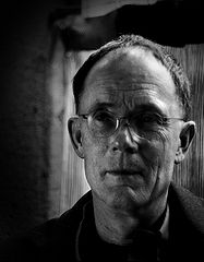 Portrait de William Gibson