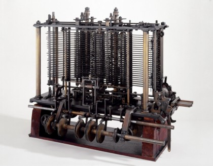 La machine analytique de Charles Babbage