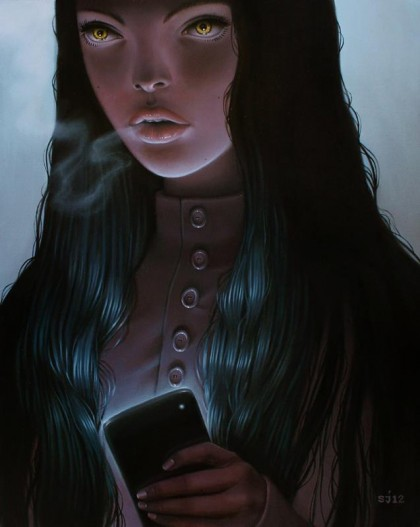 « Possession » de Sarah Joncas