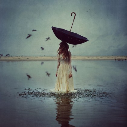 """The World above"", Brooke Shaden"