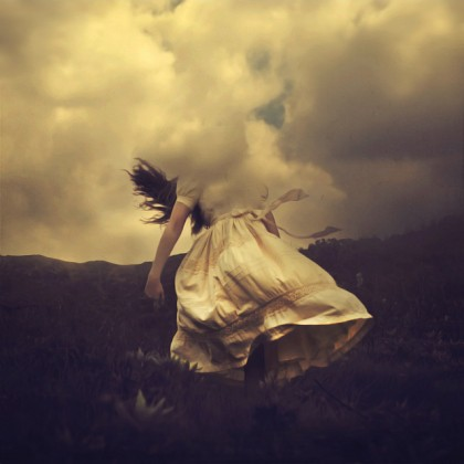 """Upon Pondering"", Brooke Shaden"