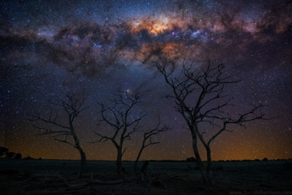 Série Nightscapes (III), Lincoln Harrison