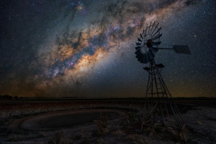 Série Nightscapes (II), Lincoln Harrison