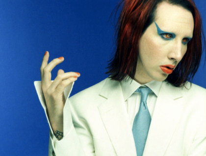 Marilyn Manson période « Mechanical Animals »
