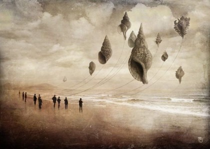 Floating Giants, de Christian Schloe