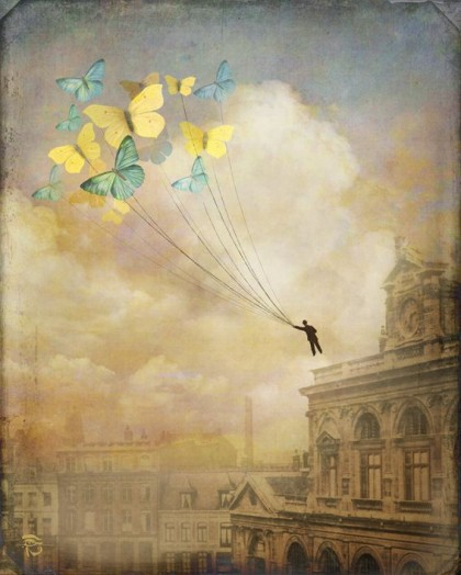 Sunday Flight, de Christian Schloe
