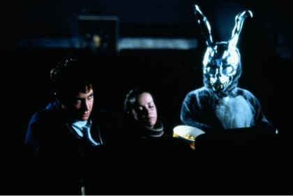 Donnie Darko (Jake Gyllenhaal) et Frank