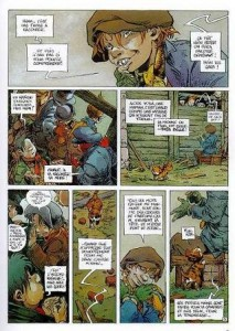 Peter Pan, tome 1 planche 3 (page 9)