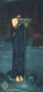 John Waterhouse - Circe Invidiosa