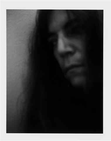 Autoportrait de Patti Smith
