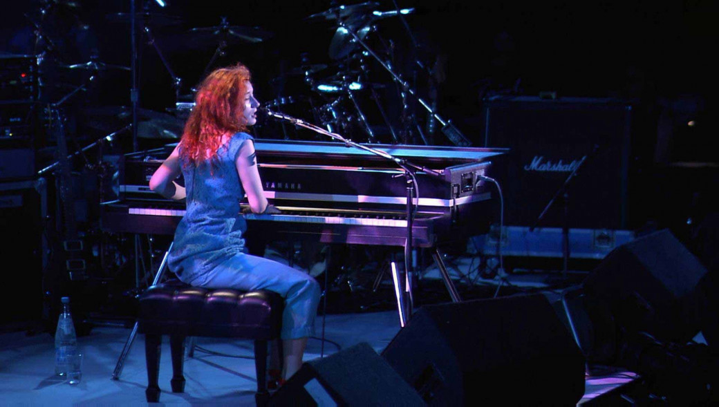 ToriAmos Live in Montreux