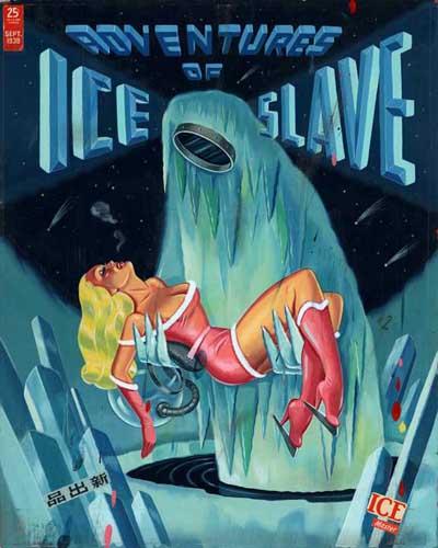 Ice Slave par Ryan Heshka