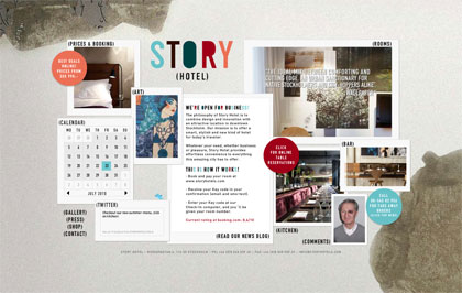 Story hotels