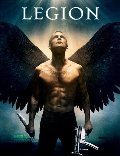 """Affiche du film """"Legion"""""""