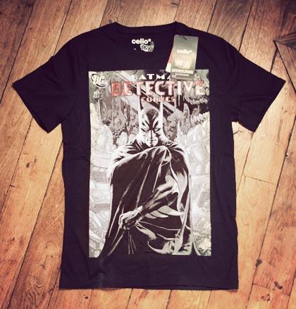T-shirt Batman Celio / DC Comics