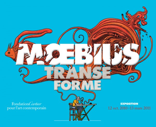 Exposition Moebius-transe-forme