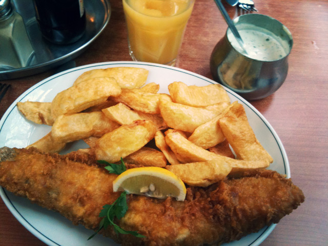 The Rock and Sole Plaice