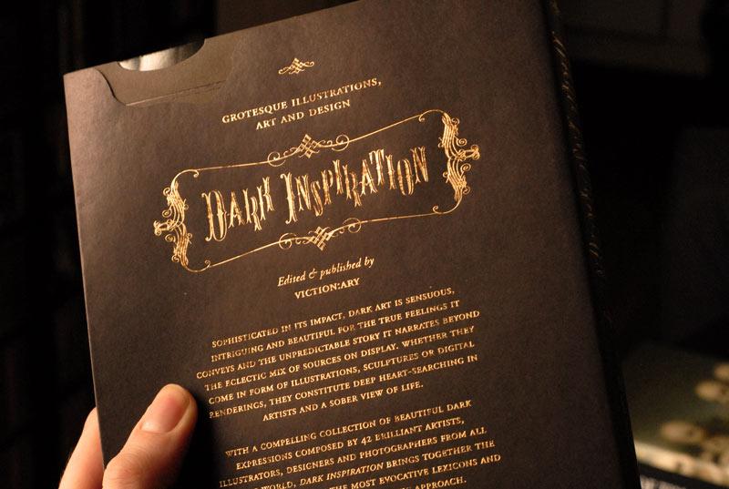 Dark Inspiration - quatrième de couverture