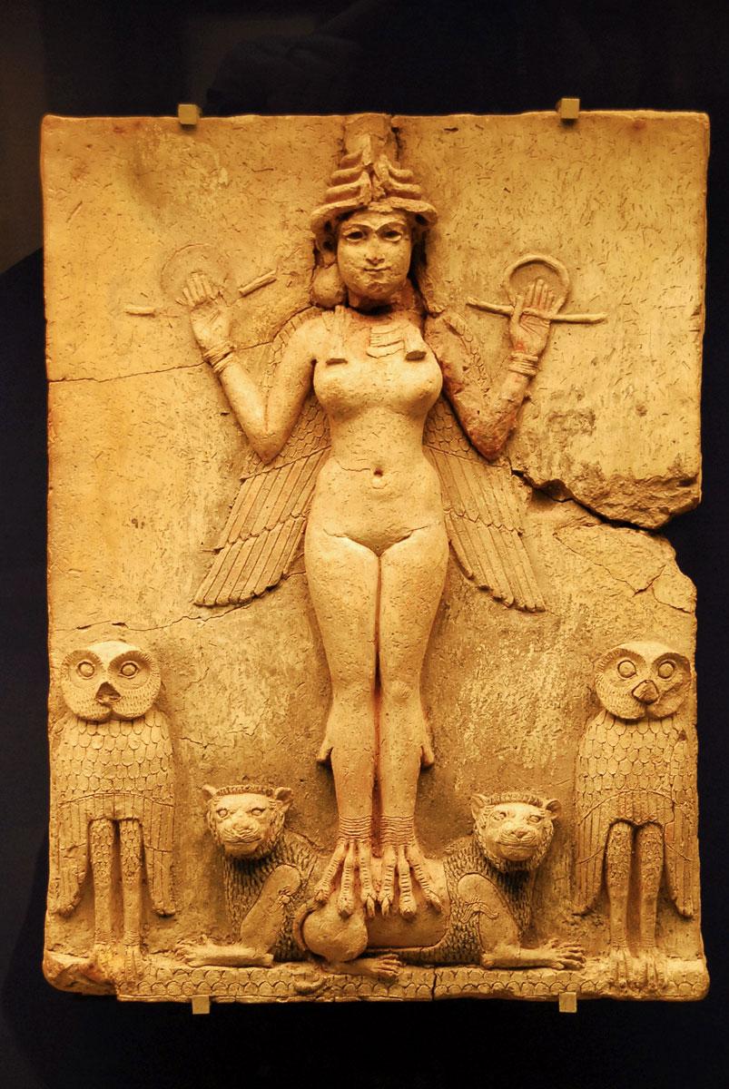 Lilith au British Museum