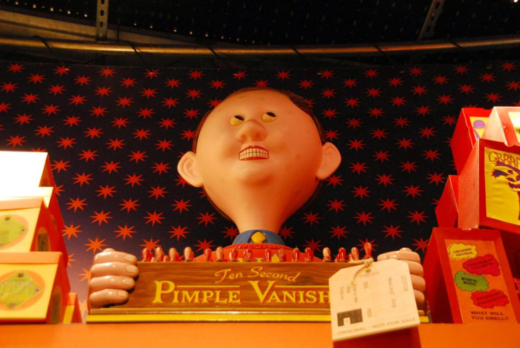 Le «Pimple Vanish» des Frères Weasley