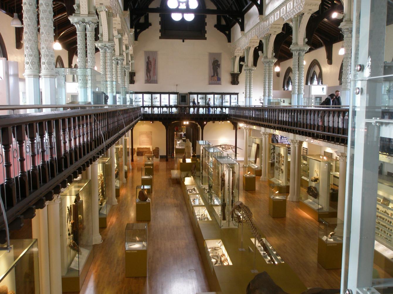 Hunterian Museum, Londres