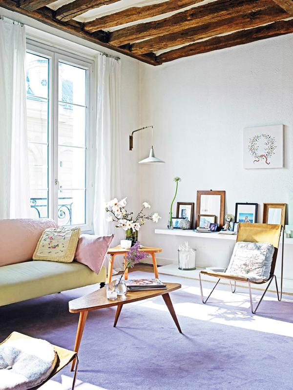 Le salon de Vanessa Bruno