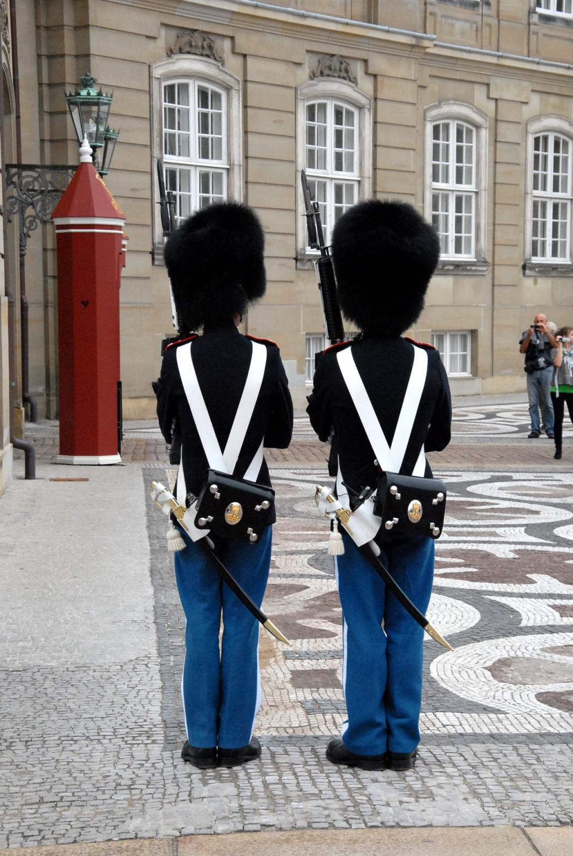 Gardes royaux