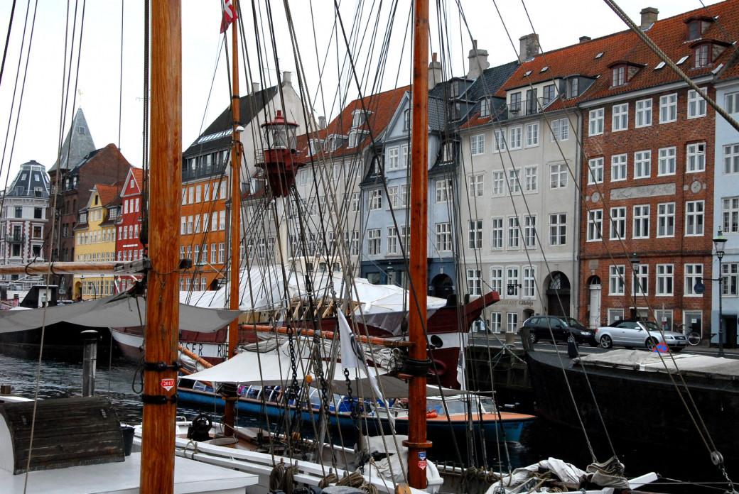 Les canaux de Copenhague