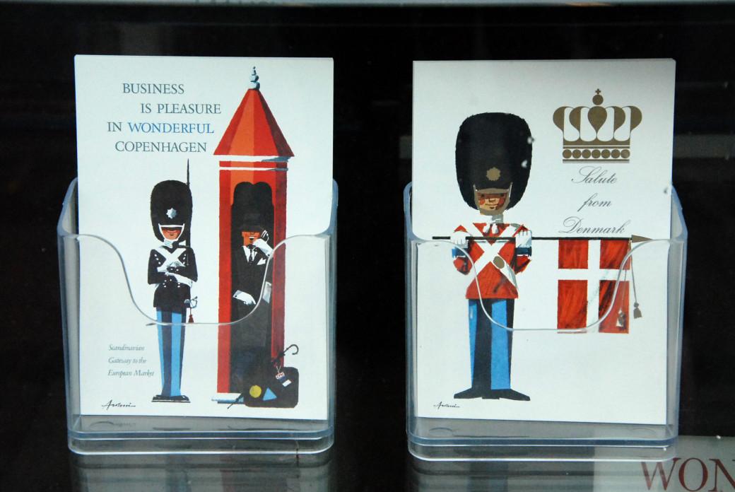 Cartes postales rigolottes