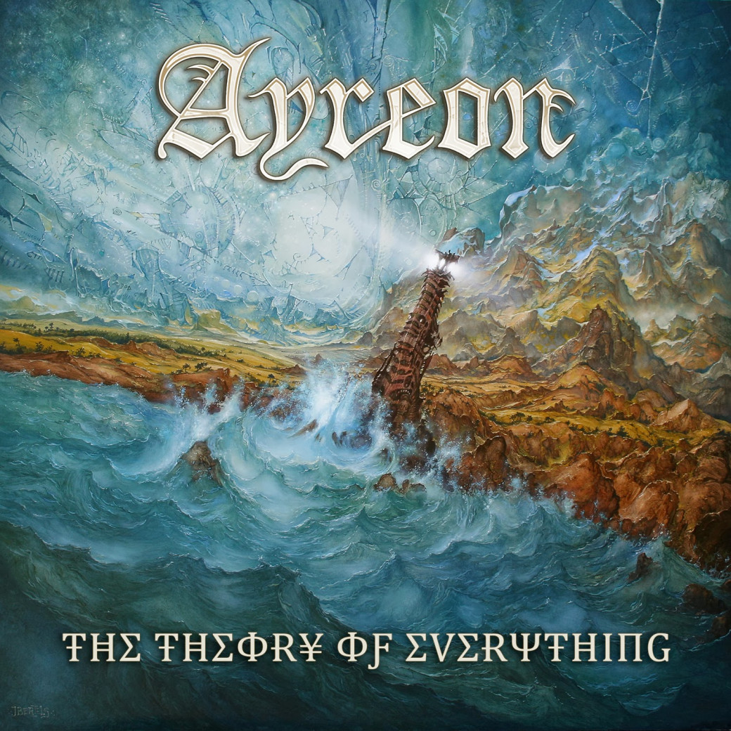 « The Theory of Everything » de Ayreon