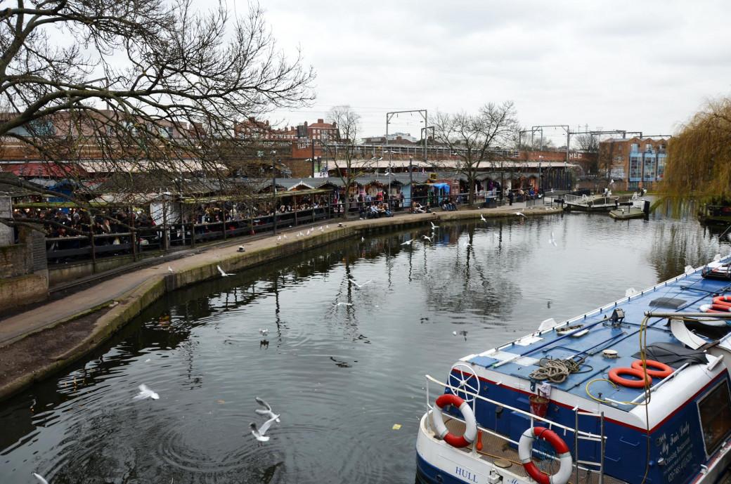 Camden et son canal