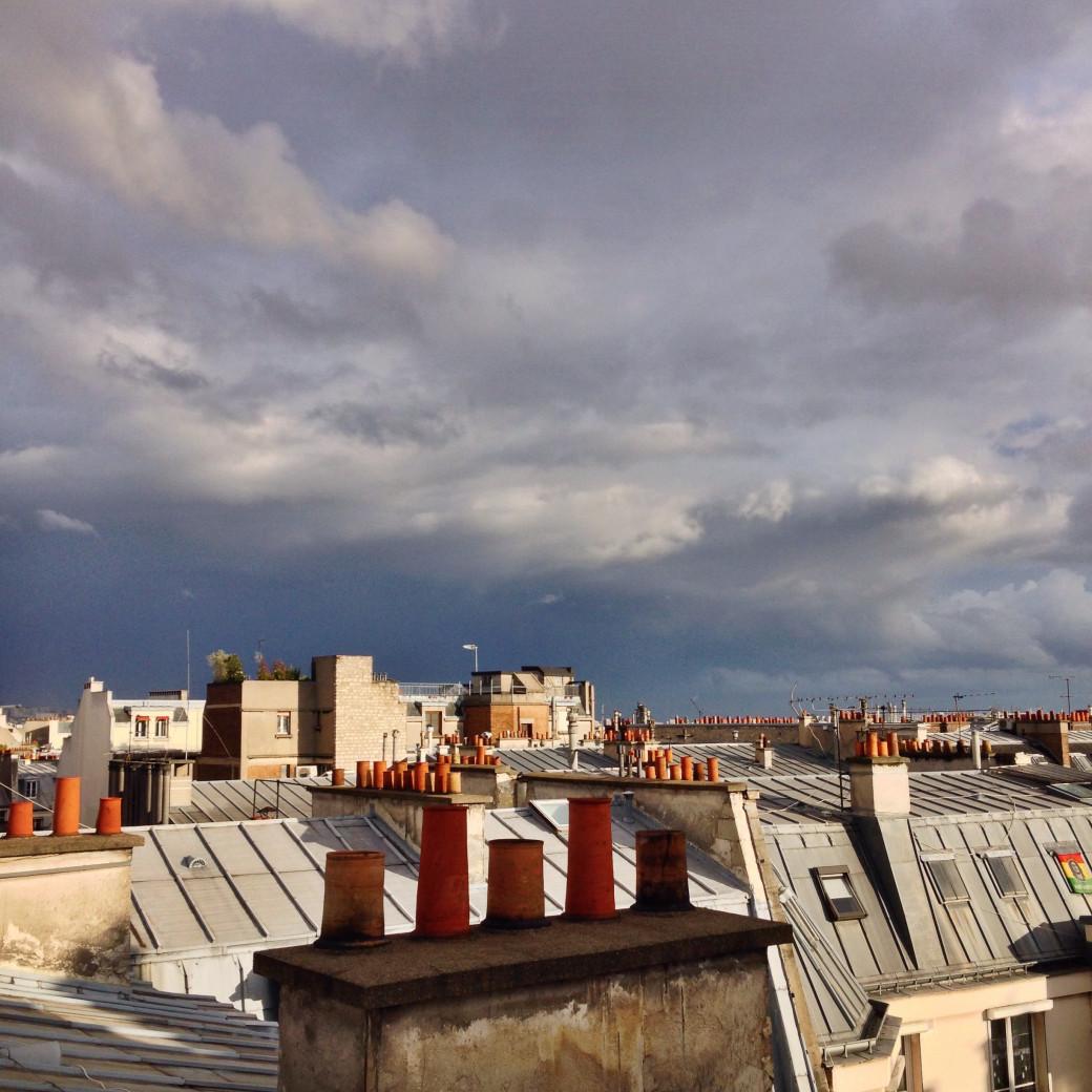 Un ciel expressif