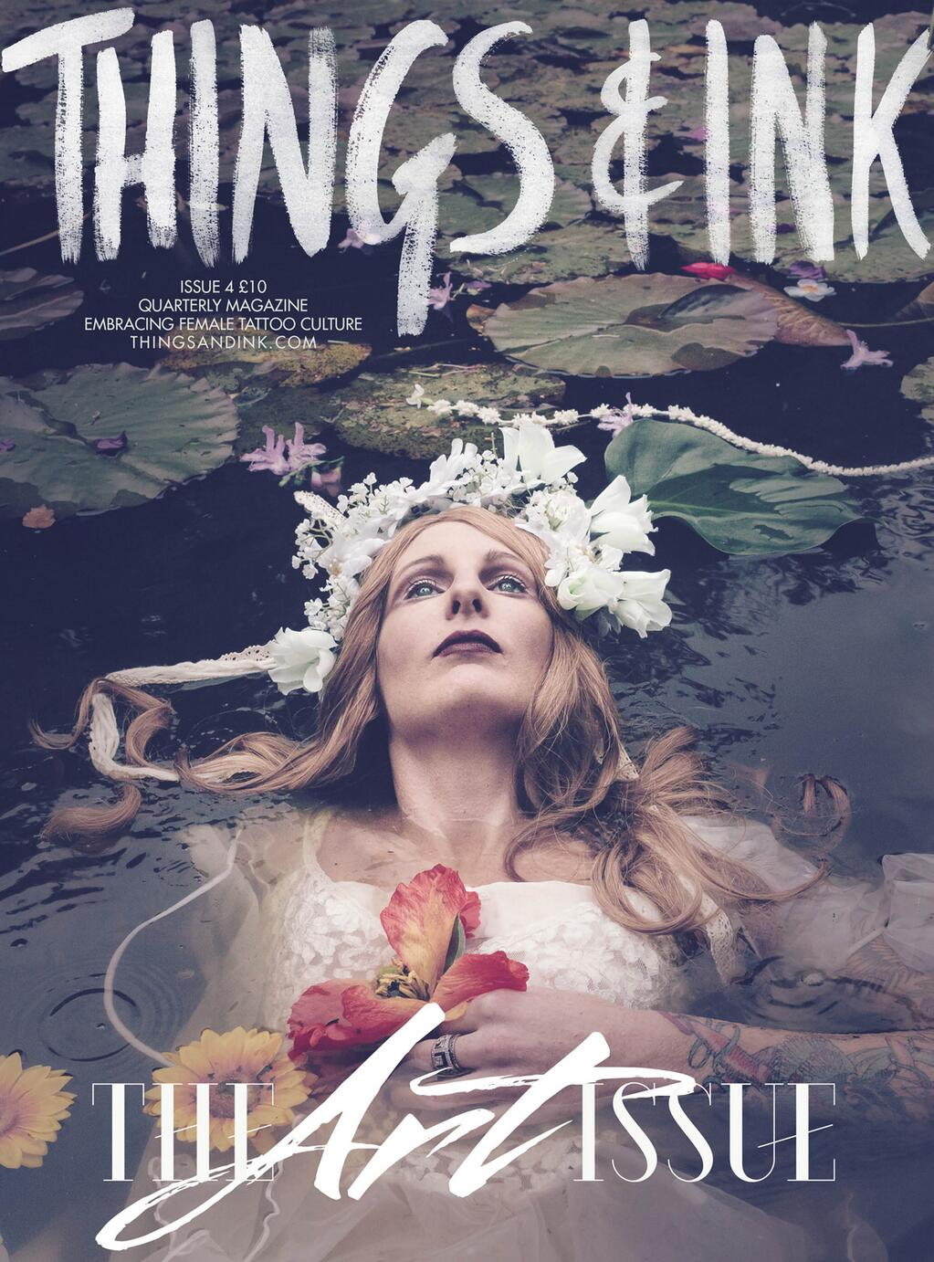Le magazine «Things & Ink»