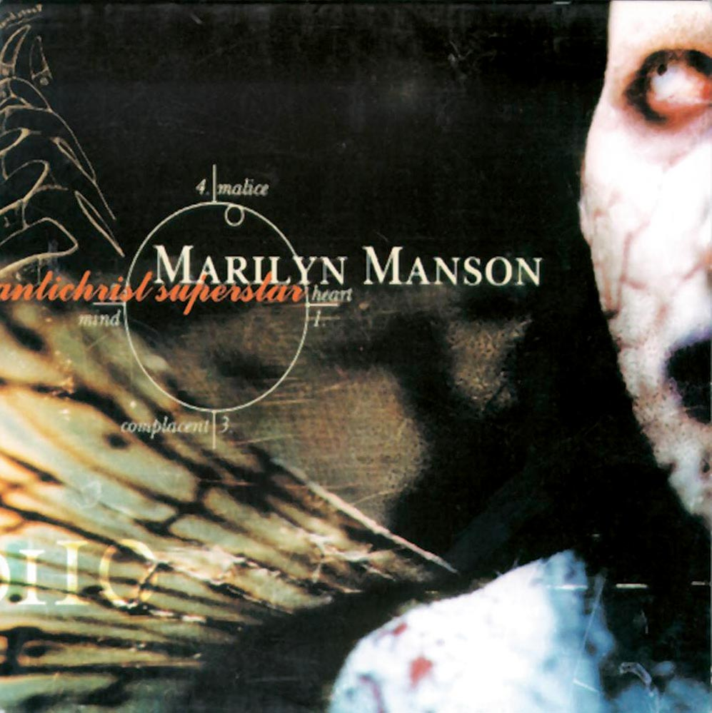 Marilyn Manson « Antichrist Superstar »