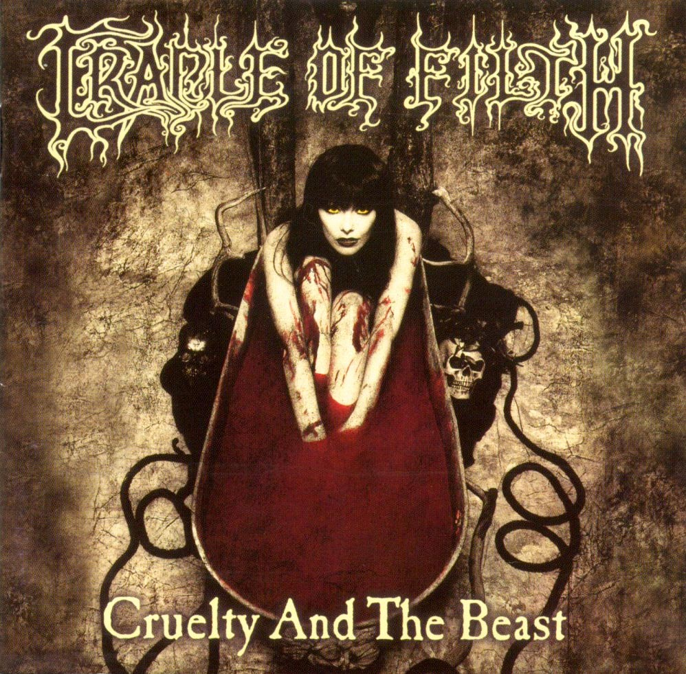 Cradle of Filth « Cruelty and the Beast »