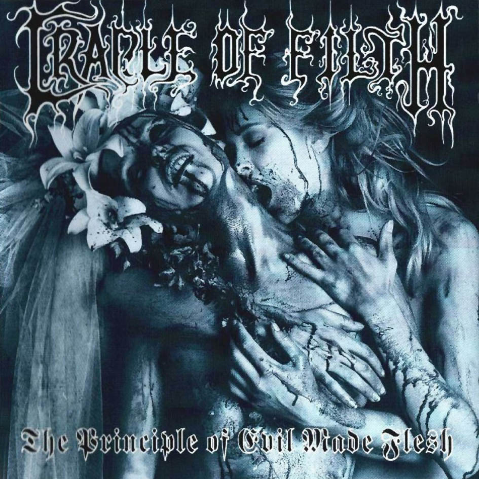 Cradle of Filth « The Principle of Evil made flesh »