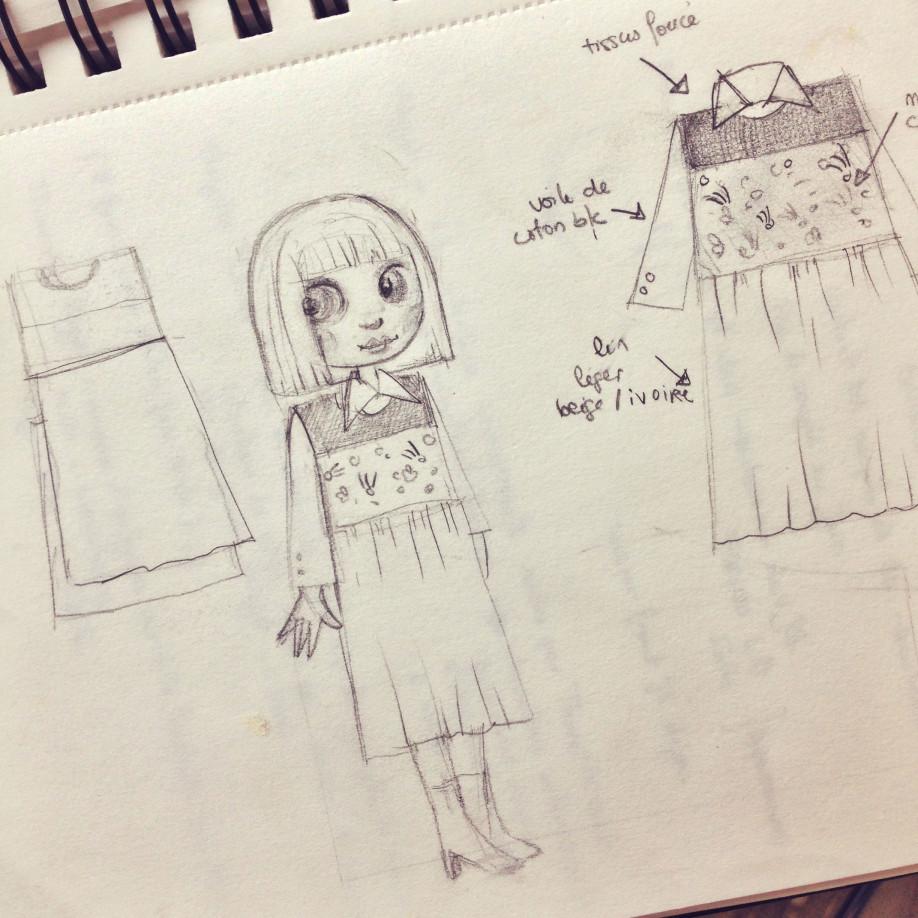 Les dessins de Corinne