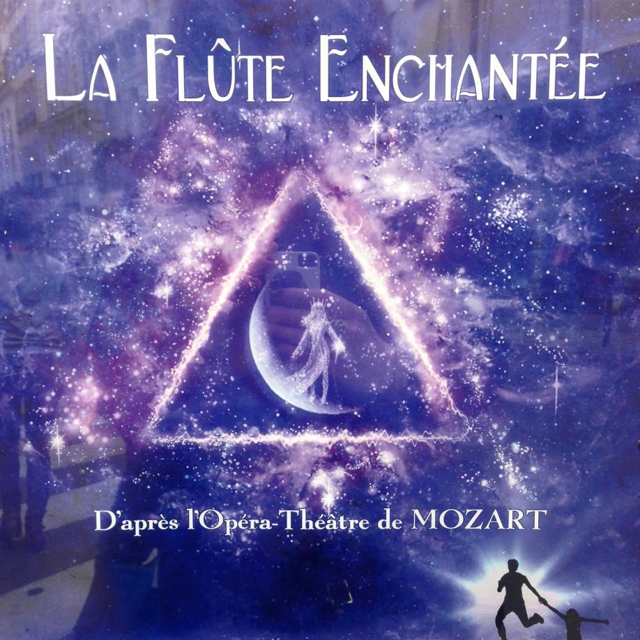L'affiche de «La Flûte Enchantée»