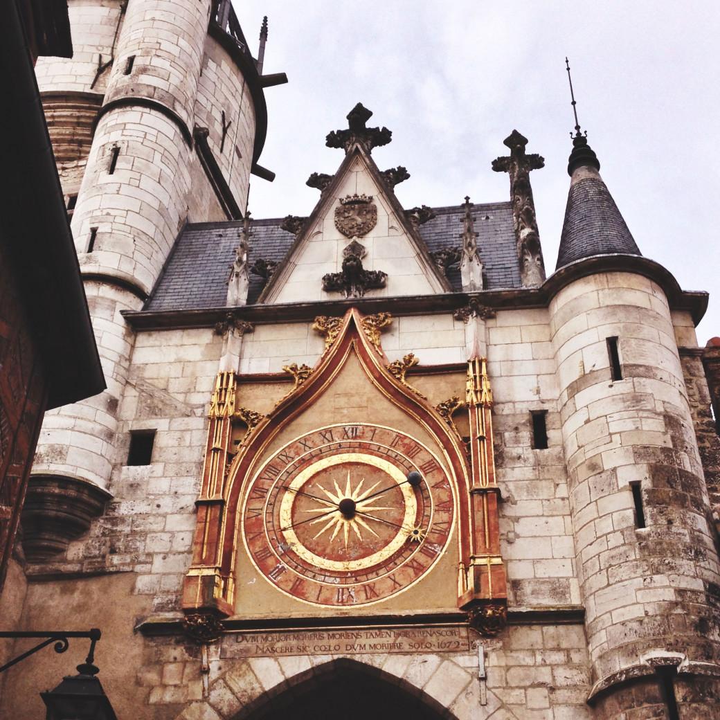 Tour de l'Horloge, Auxerre