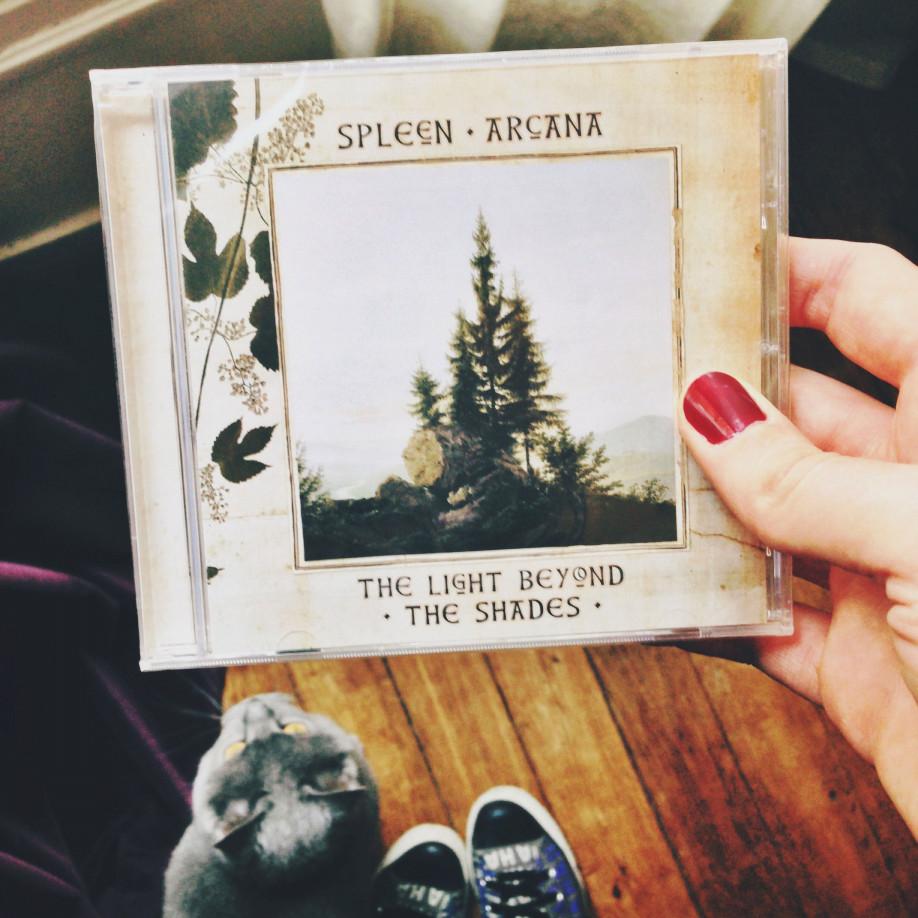 Le disque de Spleen Arcana
