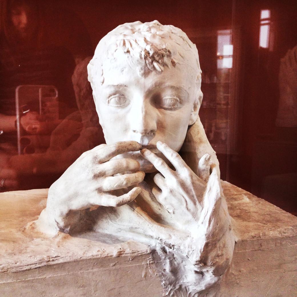 Buste de Camille Claudel